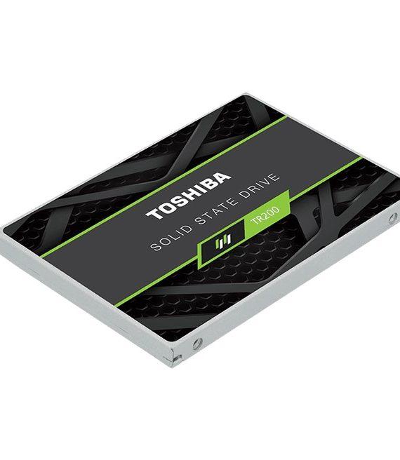 "Disco SSD 2,5"" TOSHIBA TR200 480GB SATA III 555 MB/s 2"