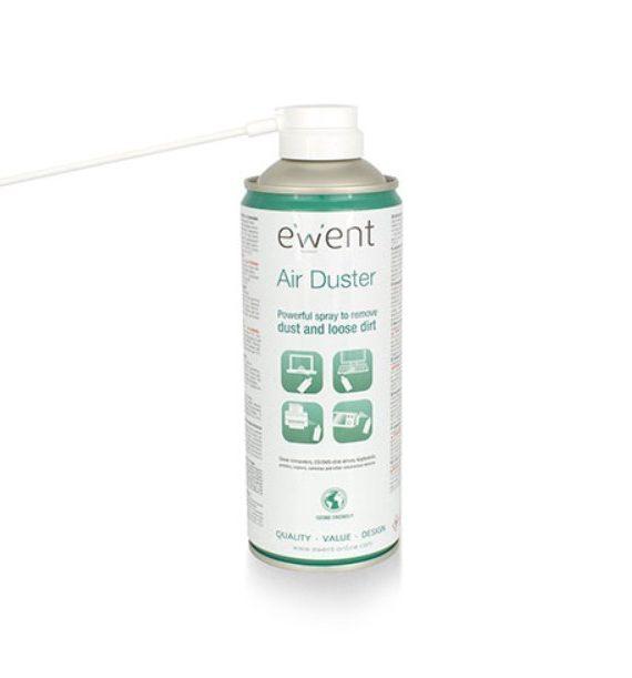 Ewent Limpiador por aire comprimido, 400ml (EW5601) 1