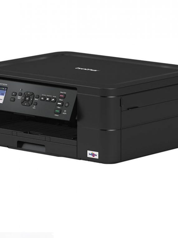 Impresora BROTHER DCP-J572DW Multifunción, LAN, Wifi, USB, Impresora Duplex de inyección de tinta 1
